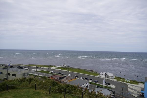 宗谷岬からの風景